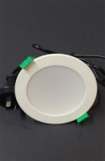 10W DIM LED Downlight Kit PMMA White