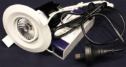 13W DIM LED Downlight Kit White