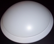 18W Oyster 395mm LED Ceiling Light