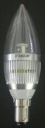 4W LED Candle Bulb B15/SBC