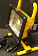 20W Pro-Series Portable Rechargeable Floodlight
