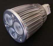 9W Dimmable LED Spot Light MR16 CW 60*