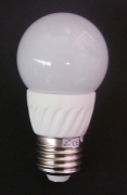 3W Ceramic LED Light Bulb E27