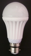 5W Ceramic LED Light Bulb B22