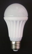 5W Ceramic LED Light Bulb E27