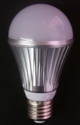 6W LED Light Bulbs - E27