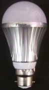 6W LED Light Bulbs - B22