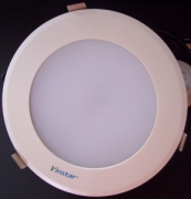 15W Flat LED Ceiling Light Kit